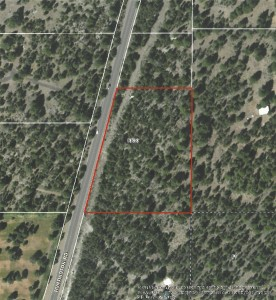 Property Connecting to US Forest Land