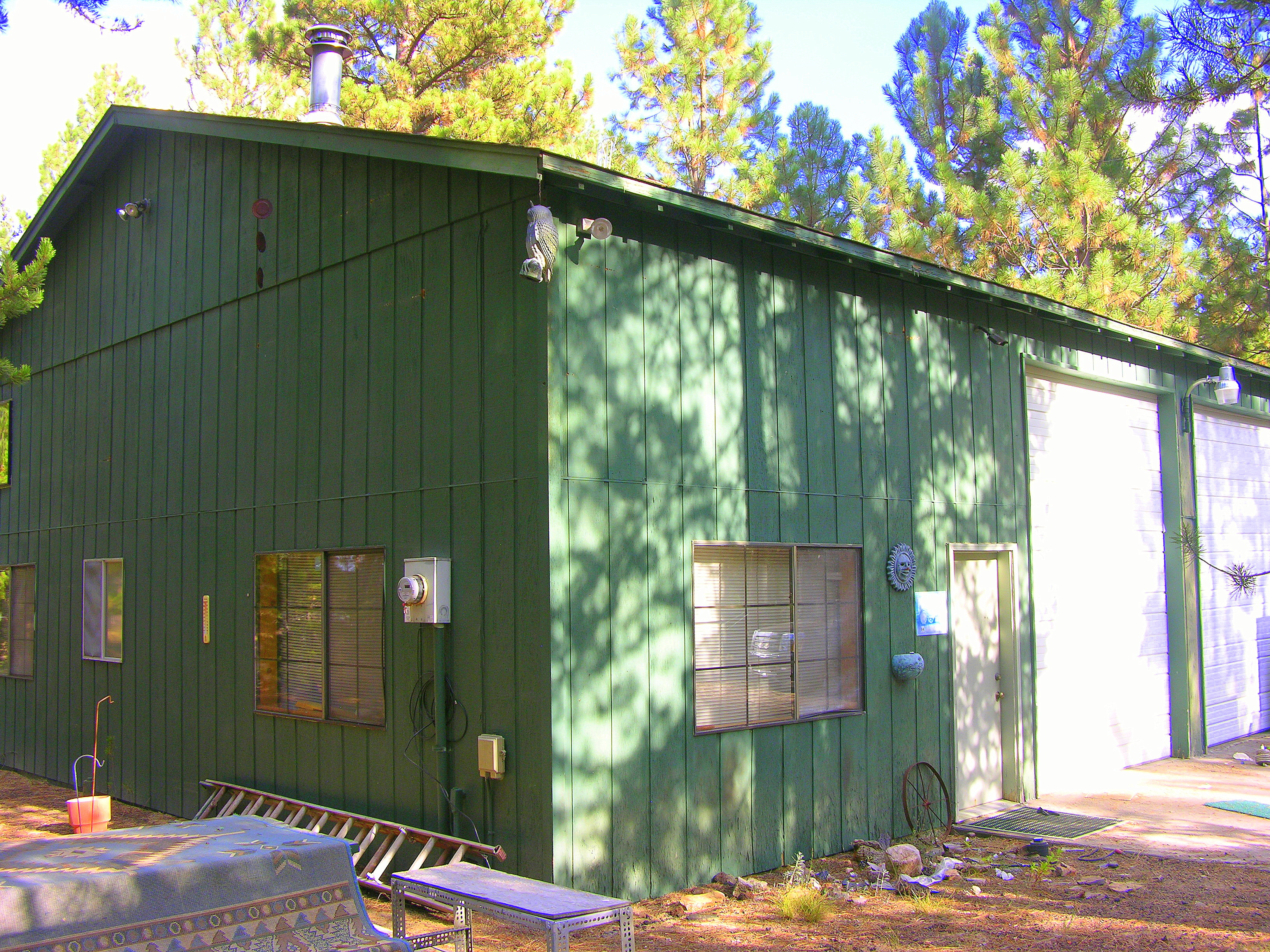 Home and Shop on 1.3 Acres