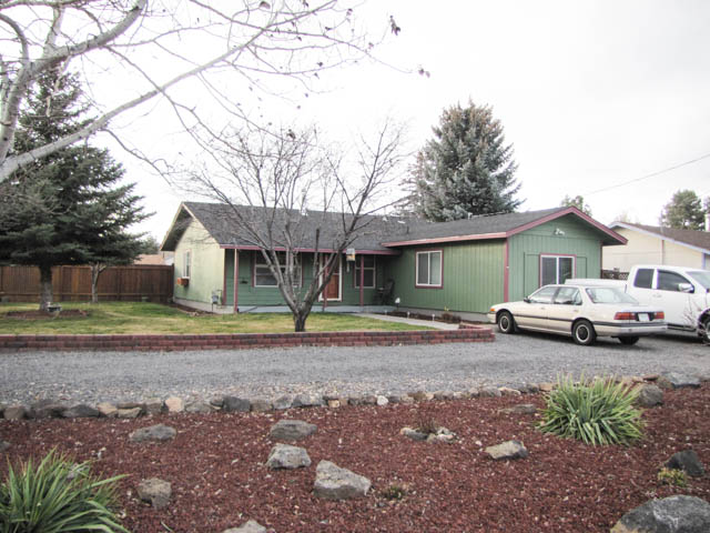 Nearly 1/2 acre with remodeled home in well-maintained neighborhood.