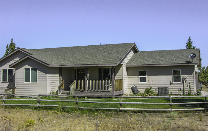 Privacy + Big Mountain Views + Shop on Almost 6 Acres!